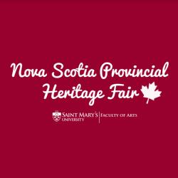 Nova Scotia Provincial Heritage Fair